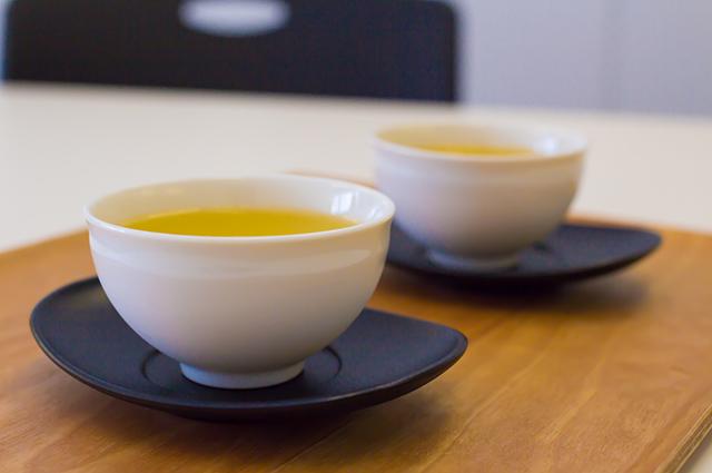 会社で出されるお茶
