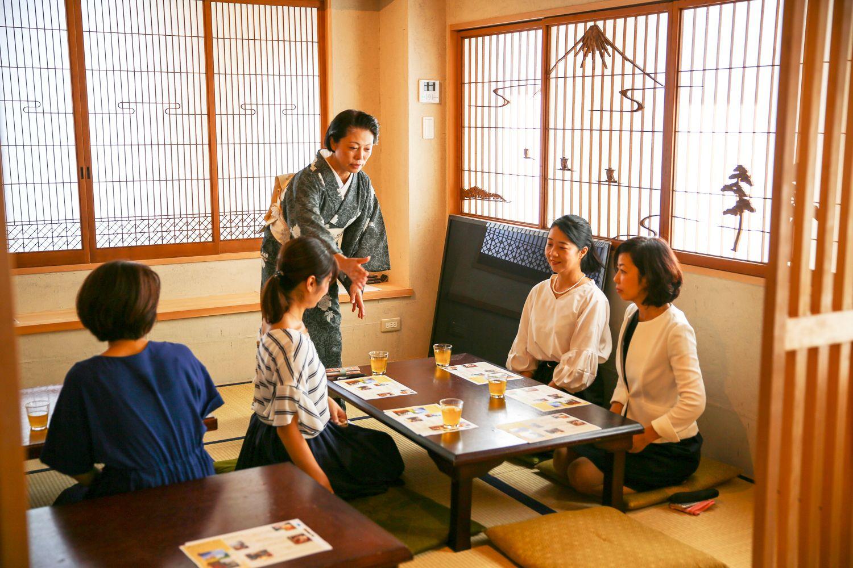 ミートアップレポート!「日本人ならマスターしたい和スタイルのおもてなし」
