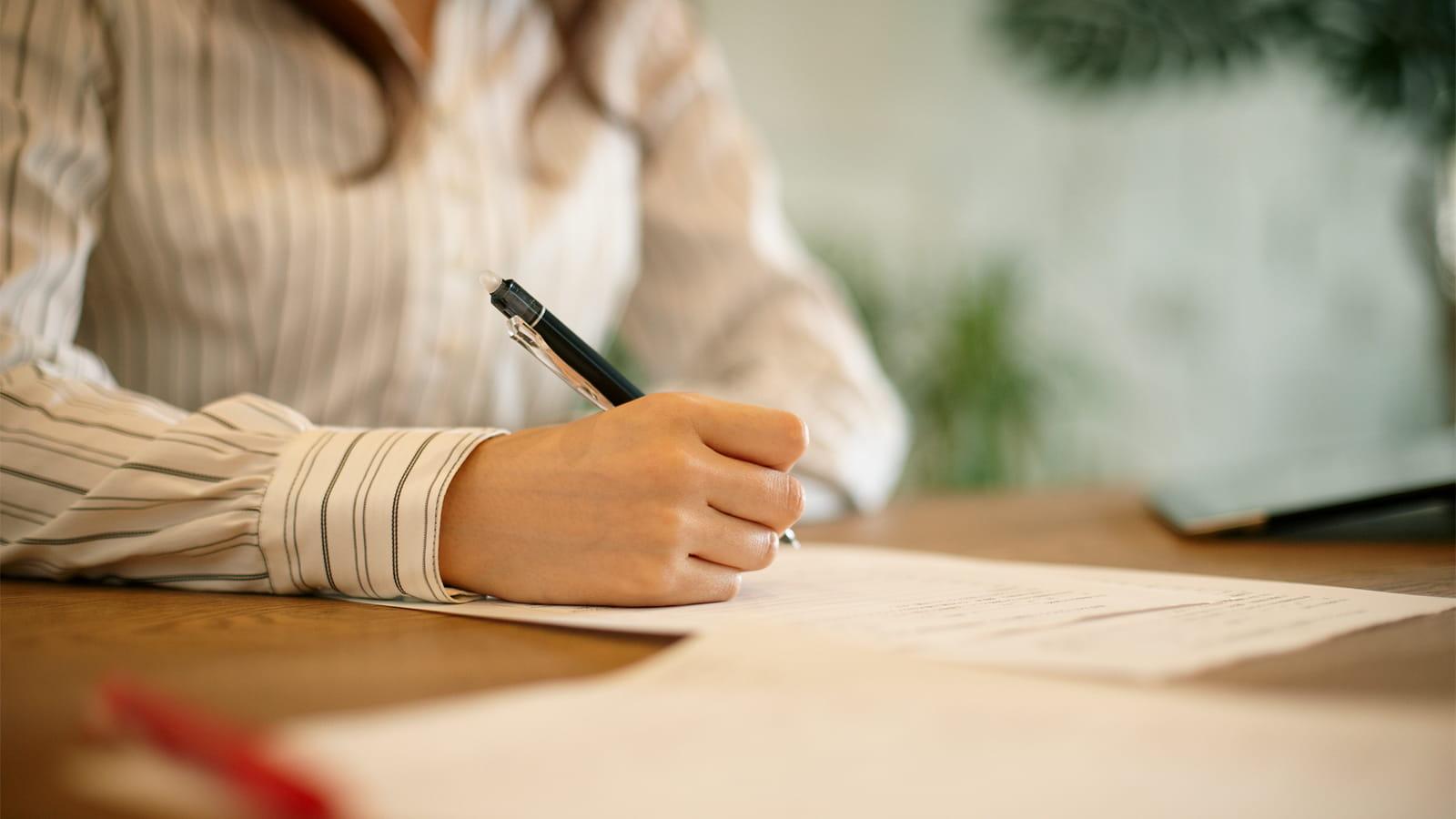 小学校受験合格者から見えてきた失敗しない願書の書き方、3つのルール