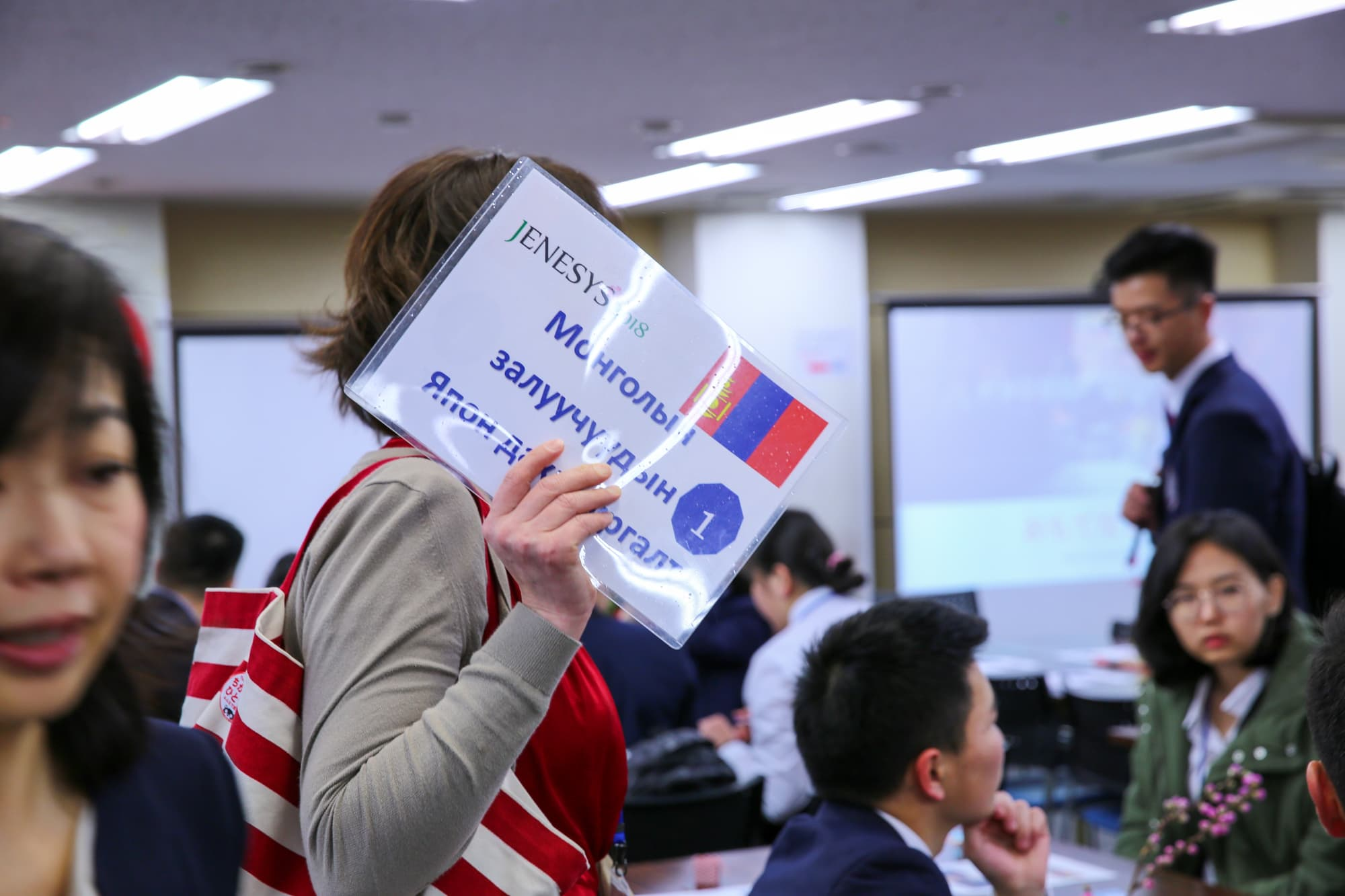 JENESYS2019 モンゴル国「おもてなし研修」