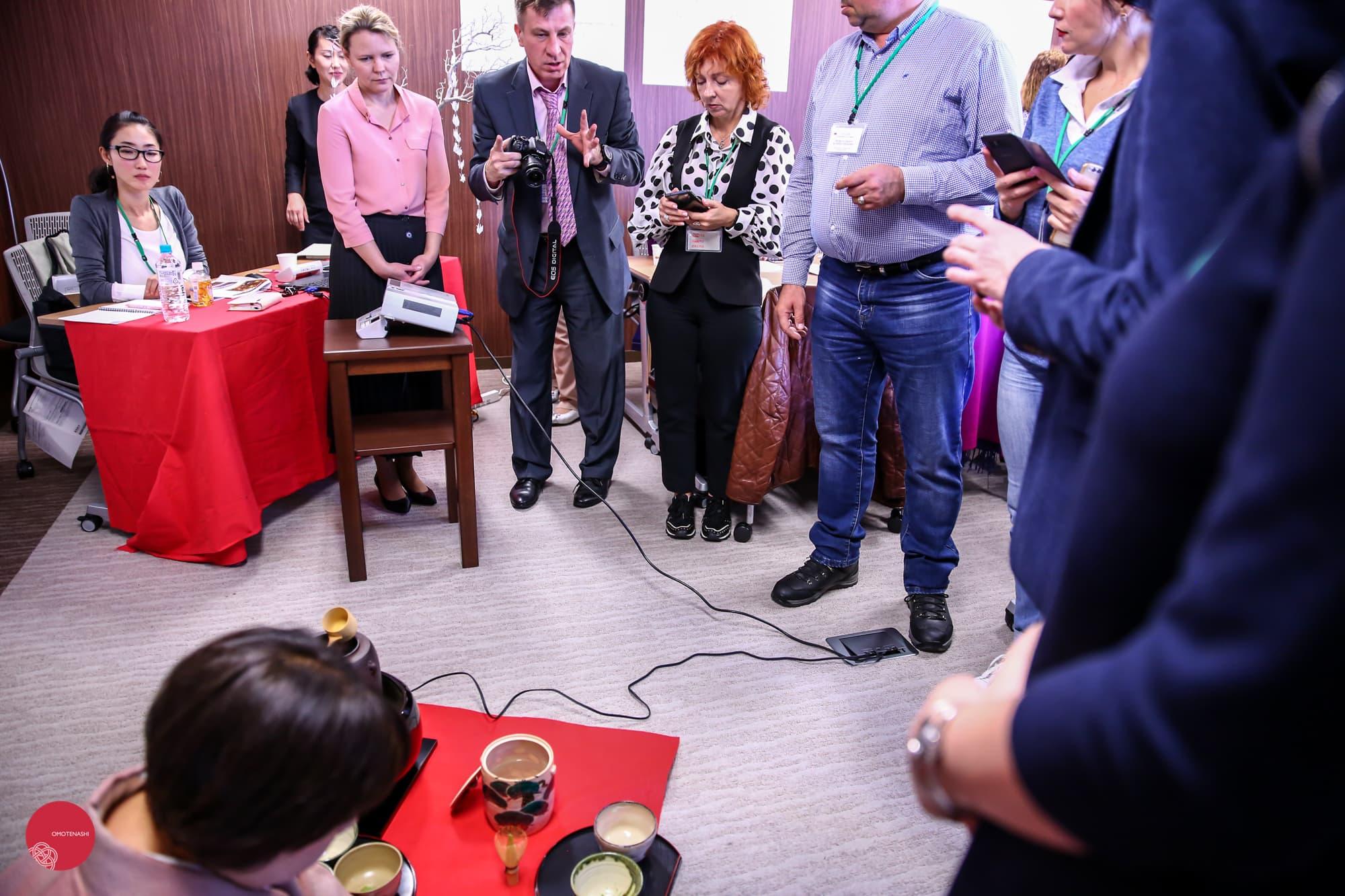 外務省 日本センター事業 日露経営人材養成、ロシア大統領プログラム「おもてなし研修」